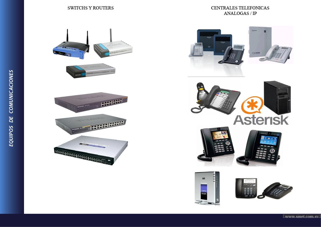 equipos de seguridad electronica: